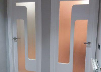 Puertas artesanas Serforma
